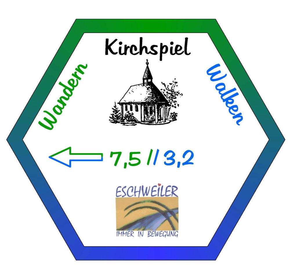 Eröffnung des Kirchspiels-Wander-und Nordicwalking-Wegs